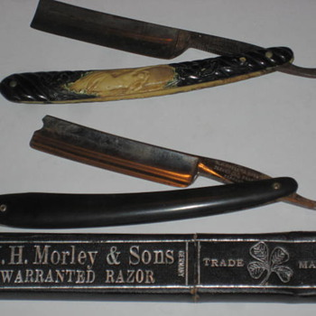 Old German Razors - Accessories