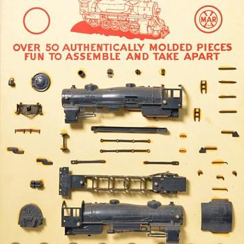 Marx Fix-All Locomotive - Model Trains