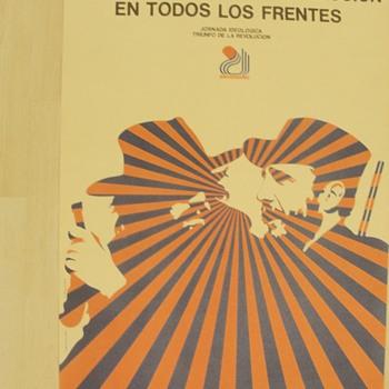 Castro Poster Cuba - Politics