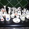 British china souvenirs.