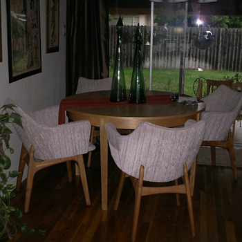 Can you tell me about my Jetson-like chairs?