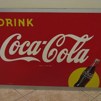 coca cola signs - Coca-Cola