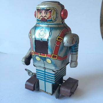 Another Unnamed Robot - Toys