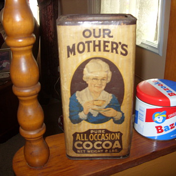 our mothers cocoa - Kitchen