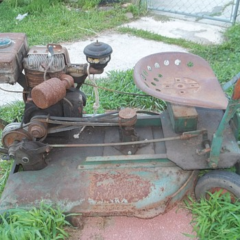 snappin turtle riding mower - Tractors