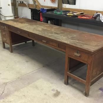 Desk/Counter? - Furniture