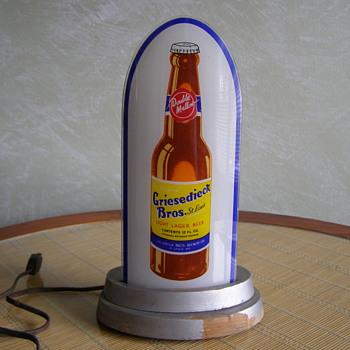 Griesedieck Beer Light