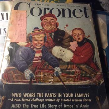 Cornet  for Annette Funicello  - Paper