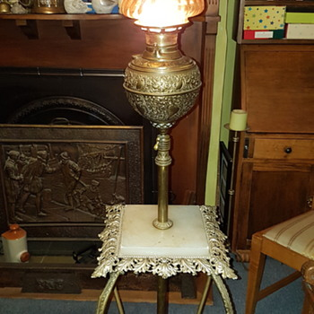 Edward Miller Floor lamp - Lamps