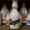 BAYER'S MILK COP THE CREAM....McKEES ROCKS PENNSYLVANIA ????