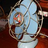 Handy Breeze Electric Fan Catalog # 3328N circa 1950