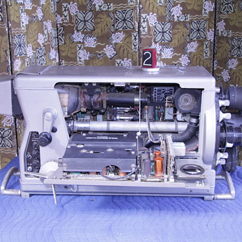 Marconi MK IV.  - Cameras