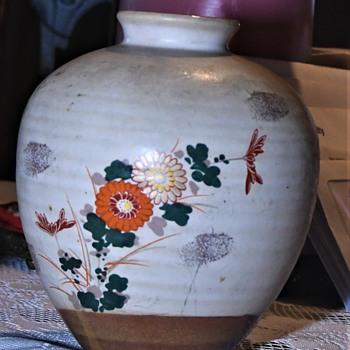 Vase - Asian