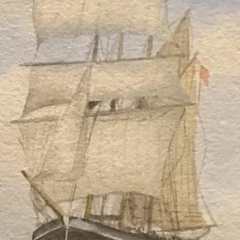 J.Maurice.Hosking Bond for Poole - Fine Art