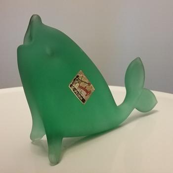 Pilgrim Glass fish  - Animals
