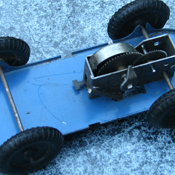 Green Clockwork Racer Part II - Model Cars