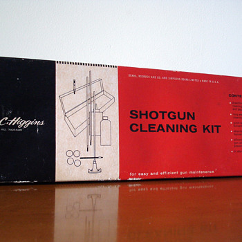 J.C. Higgins Shotgun Cleaning Kit No. 2140 - Tools and Hardware