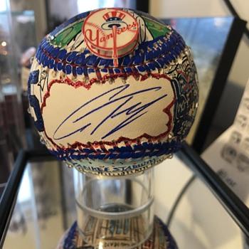 Gleyber Torres Fazzino Baseball - Baseball