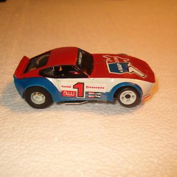 H.O. SCALE AMRAC DATSUN 240Z SLOT CAR WICKED FAST!