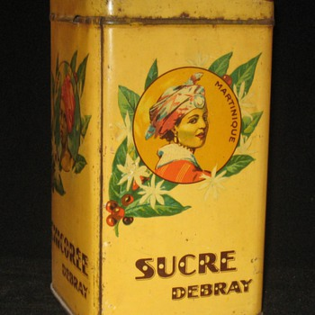 Advertising Tin  - Advertising