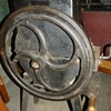 Antique Hand Crank Ice Crusher