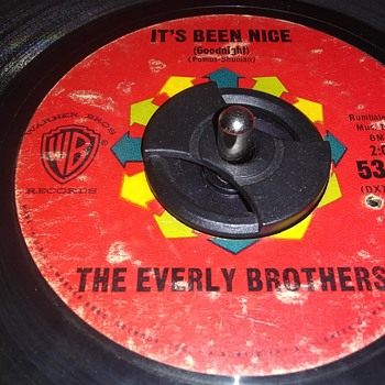 45 RPM VINYL....#135 - Records