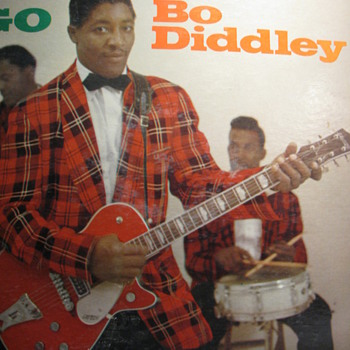 Bo.Diddley Second L.P. - Records