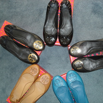 My Tory Burch collection - Shoes