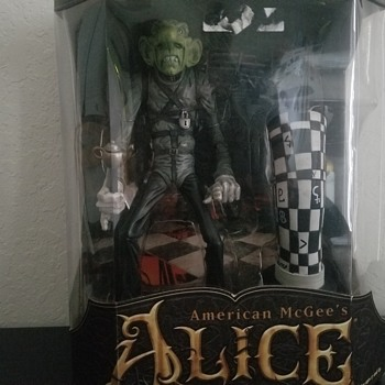 American mcgee mad hatter - Toys