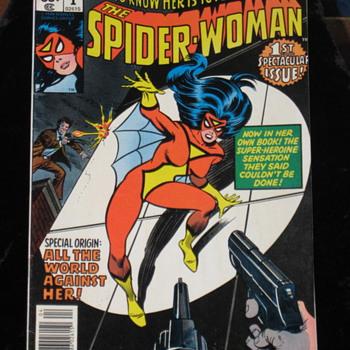 Marvel Comics, DC Comics, Super Heros Vs. Villans, just saving the planet from evil!