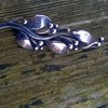 Just Andersen Copenhagen Sterling Brooch Vintage Shop Find 7 Euro ($7.29)