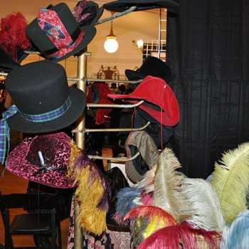 Edwardian Ball hats - Hats