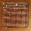 Vintage Prismatic Glass Tile