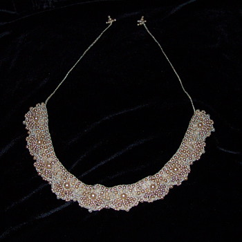 Anitique or Vintage Necklace Wedding? - Fine Jewelry