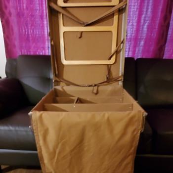 vintage McBrine ladies suitcase  - Bags