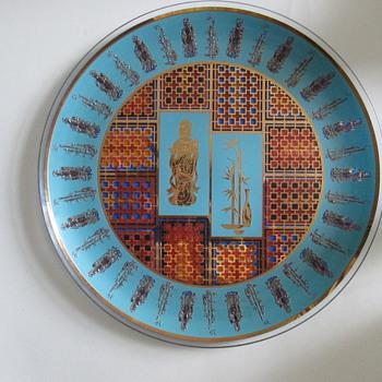 Beautiful Plate - Asian