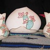 Native American Wedding vases