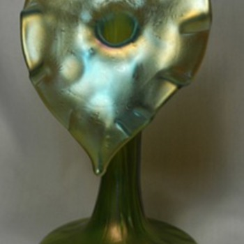 Loetz Jack / Leaf - Art Glass