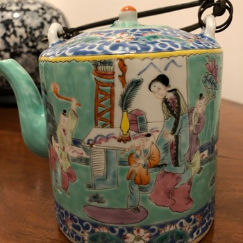 My Chinese teapot - Asian