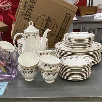 My Royal Daulton Canterbury Collection  - China and Dinnerware