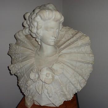 Bust of Josephine - Figurines
