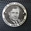 Wendell Lewis Willkie Button
