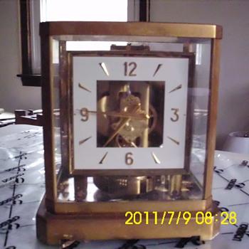 LeCoultre Ce Clock - Clocks