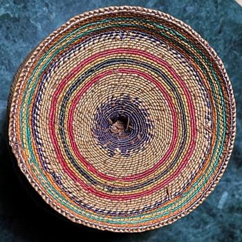 Nootka or Makah Basket - 19th c - Native American