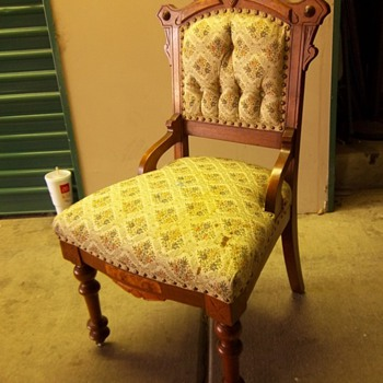 Mystery Antique Chairs - Furniture