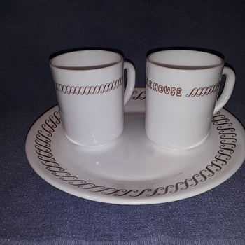 found another WAFFLE HOUSE coffee cup! :-) - China and Dinnerware