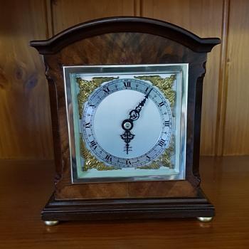 1959 Elliott of London small Mantle Clock - Clocks