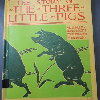 Some Vintage Children's Picture Books