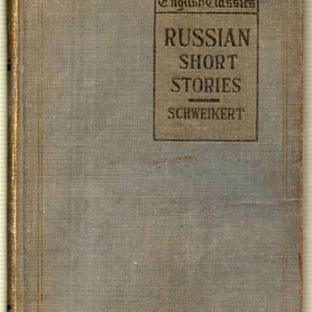 1919 - Russian Short Stories - Books