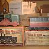 Model Train (Wooden)